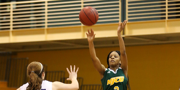 NJCU Women's Basketball v Amherst 181202