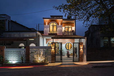 Nhà phố Phù Yên - MAP Design