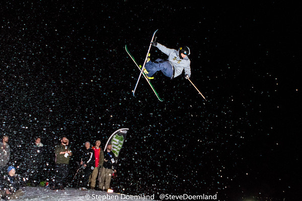 Roundtop Mountain Resort - Big Air Event
