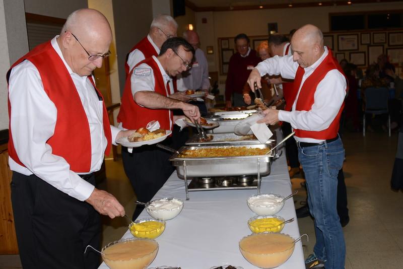 American Legion Post 43 Social - Naperville, Illinois - Oktoberfest - October 20, 2018