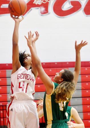 Lakeside at Geneva Girls Basketball 11/30/15