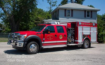 Port Elizabeth, Fire Co. (Cumberland County NJ) Rescue 27-21