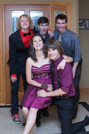 Connor Homecoming 2013