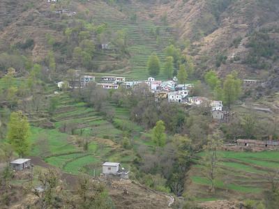 India: Villages near Kempty (2006)