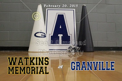 2015 Watkins-Memorial at Granville (02-20-15)