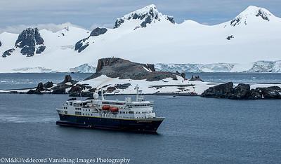 Antarctica:  Glaciers & Landscapes