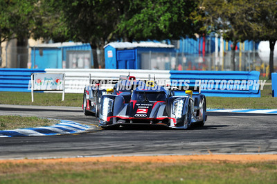 2012-03-17 FIA WEC ALMS 60th Annual 12 Hours of Sebring Turn 10 Cunningham Corner