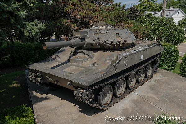 Antioch, IL - M551 Sheridan