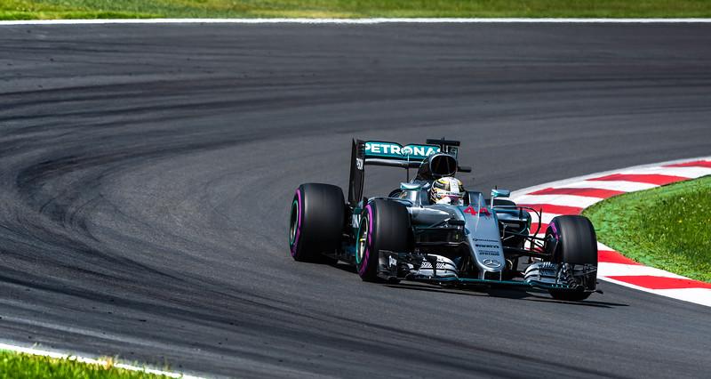 FP3, Red Bull Ring, 2016
