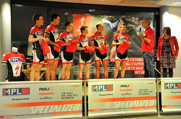 20140320 Team presentatie MPL Specialized