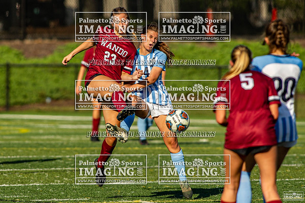 AAAAA Girls State Soccer Wando vs JL Mann