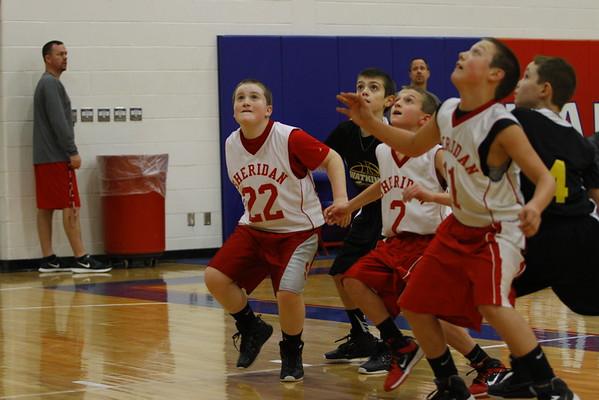 Sheridan vs Watkins 5th Grade Boys