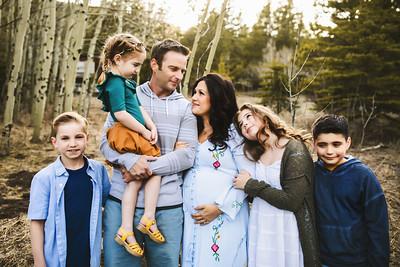 Maternity Session w Sarah/Rivers Pregnancy