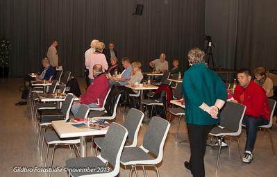 Valgmøde i Ishøj ved KV 13