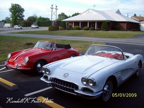 Hudson Car Show  05-01-09