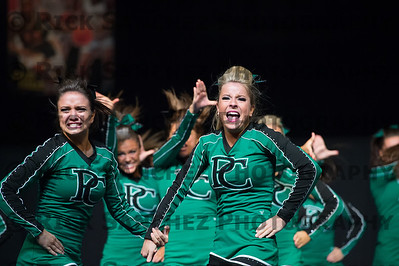 02-02-13 IHSA FInals Cheer Providence Catholic