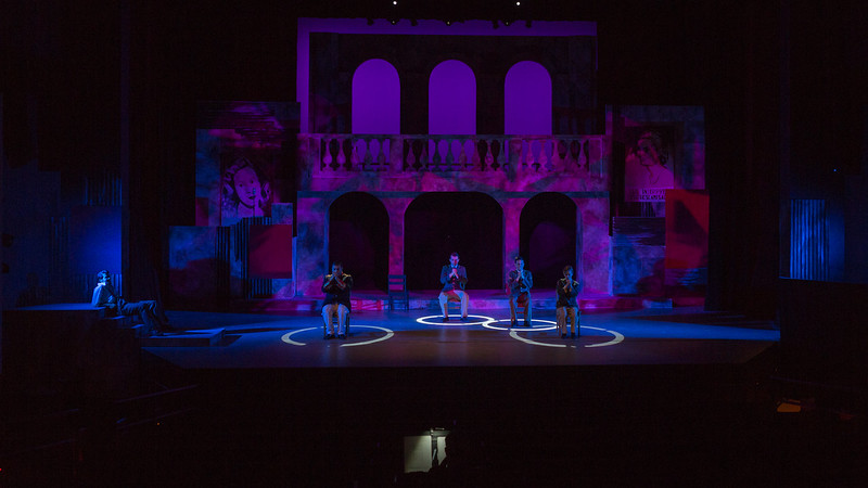 Valencia College Theater - Evita, October 2017