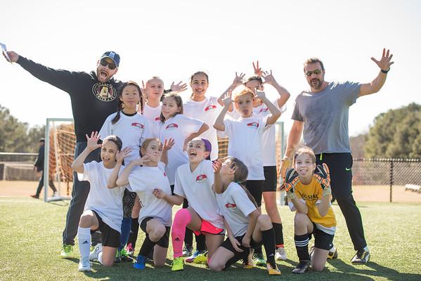 2018 Spring Renegade Soccer