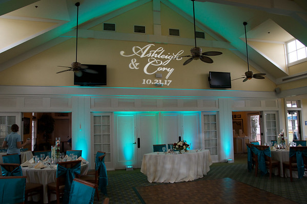 Orlando Event Pros Present a Wedding Reception