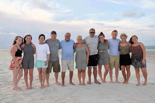 Mercer/Newburg Family