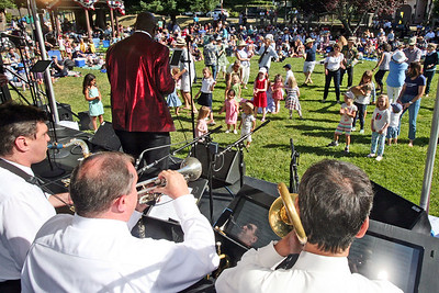 BELVEDERE CONCERTS IN THE PARK 7/14/2019