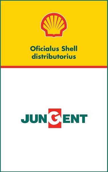 Oficialus Shell distributorius logo