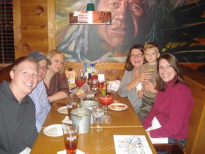 Jonah & Alison's Birthdays 2011