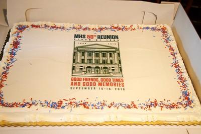 MHS 50th Reunion Saturday