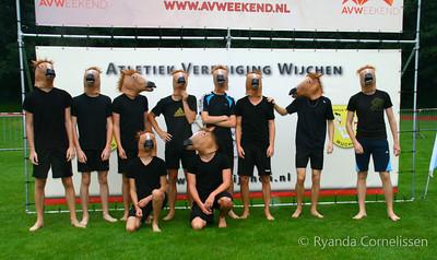AVWeekend 2014 Groepen & Feest