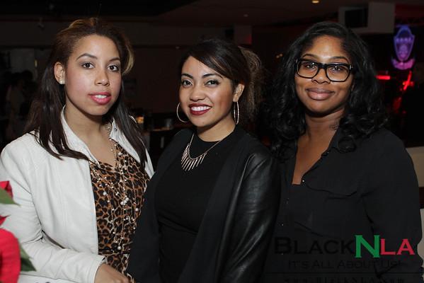 BlackNLA Mixer Dec. 4 2015