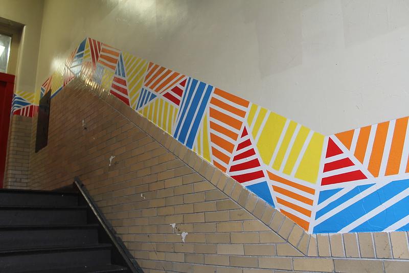 (H2) Geo Stripes 2