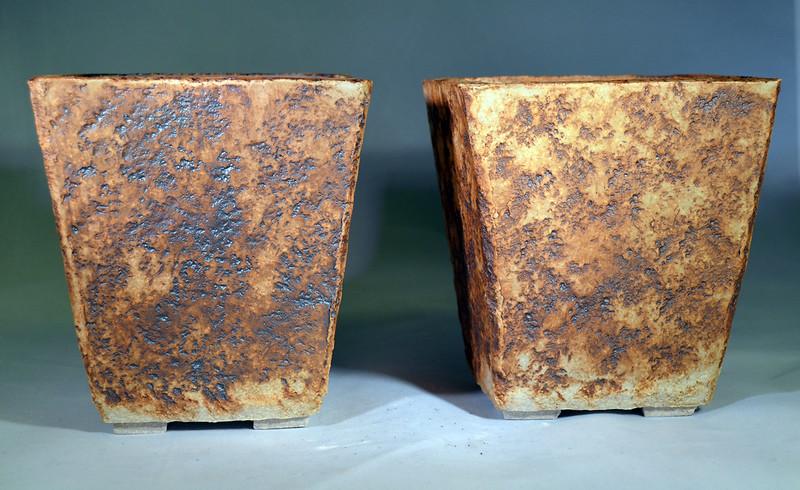 Two Stoneware Pots
