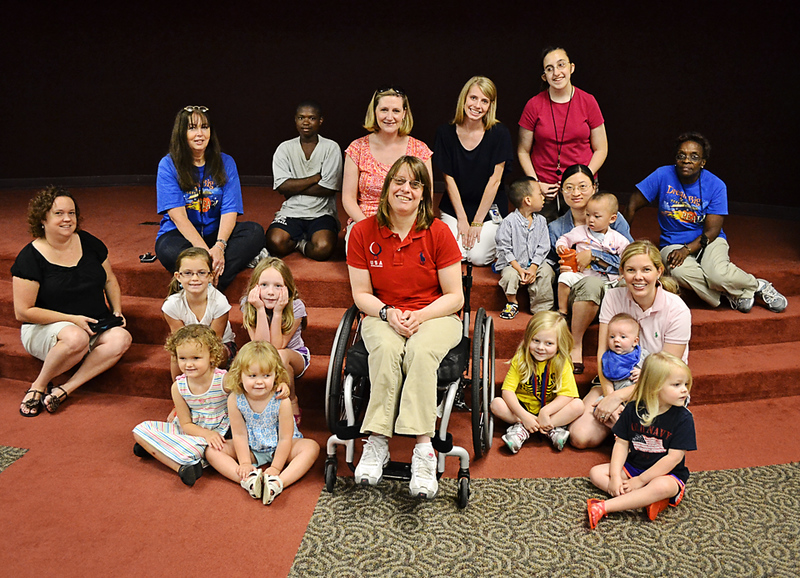 USA Paralympic Swimmer Aimee Bruder #10.jpg