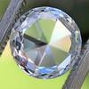 1.51ct Round Rose Cut Diamond, GIA K VS1 0