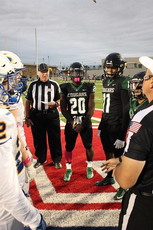 191011 Connally Cougars vs Pflugerville Panthers
