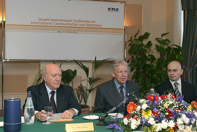 Second International Conference on Intercultural Communication and Diplomacy, 2004