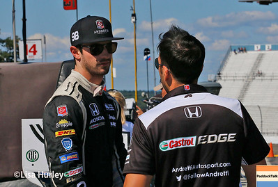 2016 IndyCar - Watkins Glen