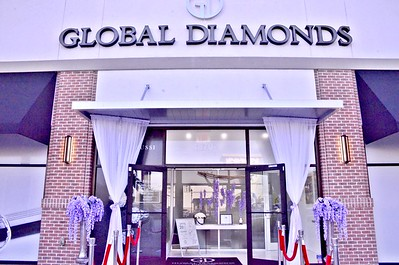 Global Diamonds Trunk show - 4.13.18