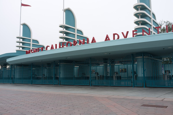 Disneyland- is anyone there?