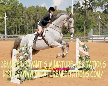 10-7-06 Just A Bit Equestrian Show