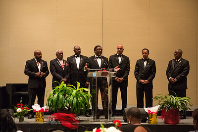 The National Silhouettes Of Kappa Alpha Psi Ball