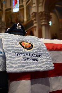 Trooper Thomas Clardy Funeral - 032216