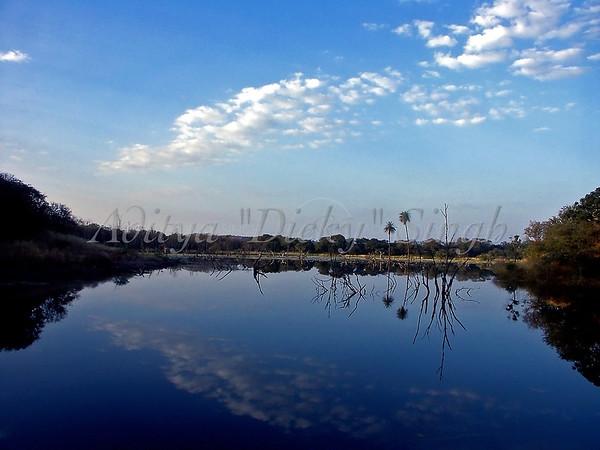 lake ranthambore