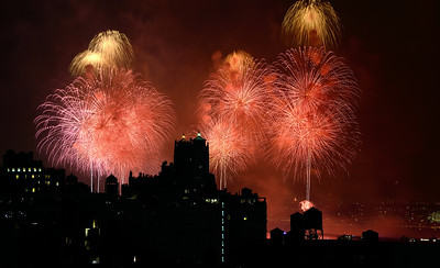 Macy's Fireworks 2013