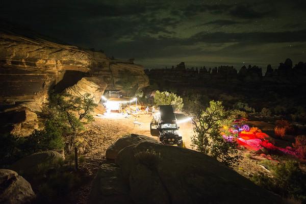 Canyonlands National Park - Maze District