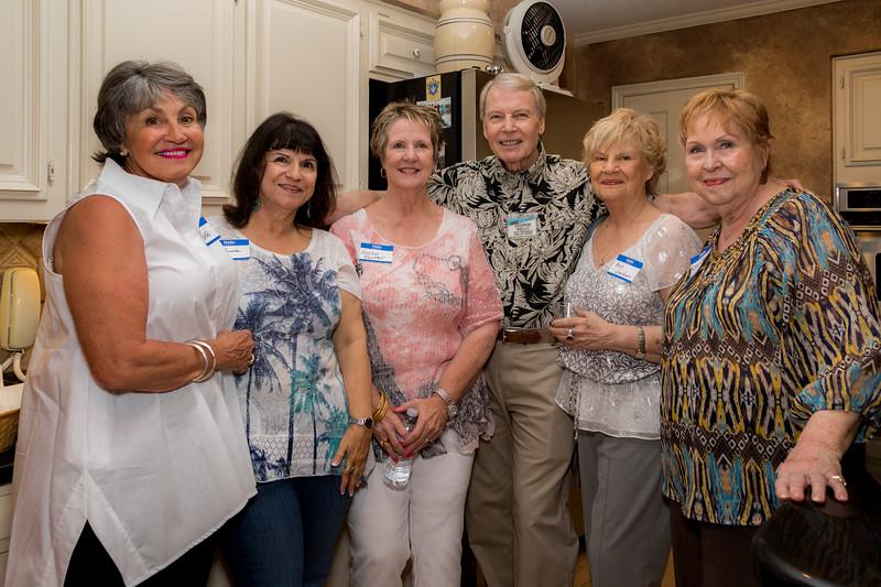 New Member & Volunteer Party