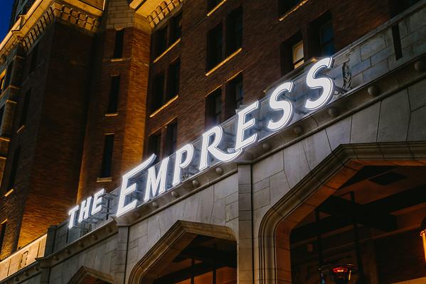 Knight Signs - Empress Hotel