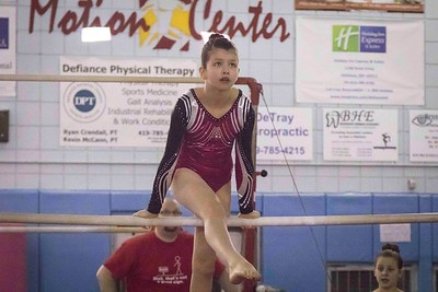 Gymnastic Meet 12-17-2016