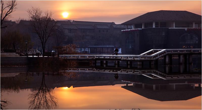2016淄博周村、古商城