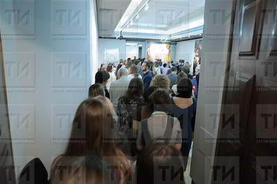 24.10.2019 Выставка Матисс. Пикассо. Шагал (Рамиль Гали)